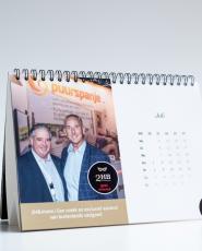 2HB bureaukalender 2021 - Hebbertjes - 2HB