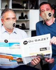 Oktober - De Gazet bij huisfotograaf Kris Rogiers Fotografie