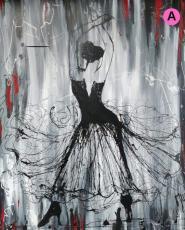 Ballerina - Hebbertjes - 2HB