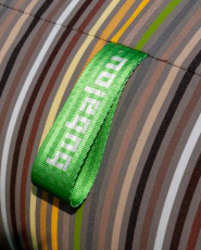Bubalou bub confetti geel - Hebbertjes - 2HB