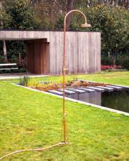 Excel outdoor Aquart buitendouche - Hebbertjes - 2HB