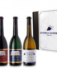 Genoels-Elderen wijnset - Hebbertjes - 2HB