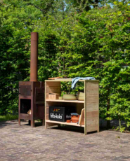 Weltevreede 4-in-1 Outdoor Oven - Hebbertjes - 2HB