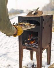STÄDLER MADE - Outdoor pizza oven - Hebbertjes - 2HB