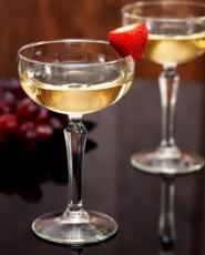VRANKEN Champagne & pralines gift set - Hebbertjes - 2HB