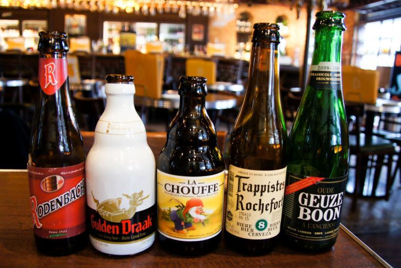 België is de 6de grootste bierproducent - Culinair - 2HB