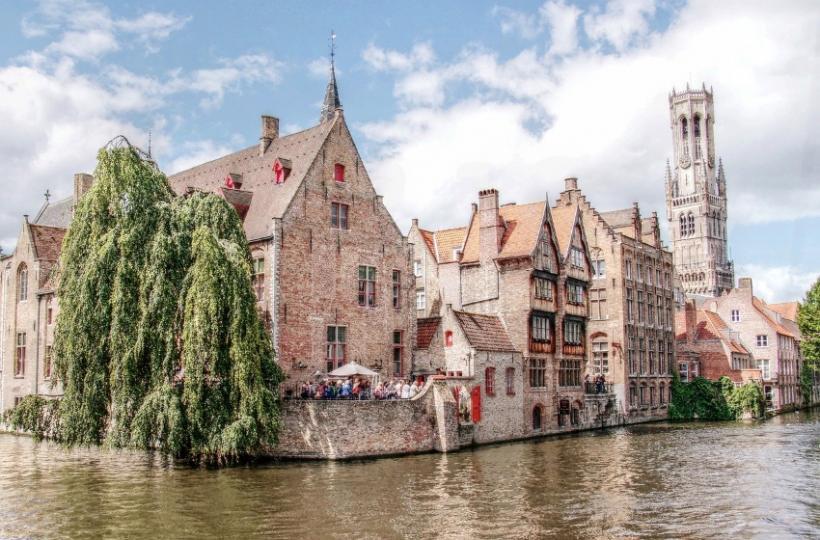 Brugge is één van mooiste steden ter wereld - Toerisme - 2HB