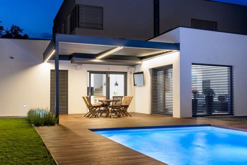 Het btw tarief bij de heraanleg van je terras of plaatsing for Zwembad plaatsen in tuin