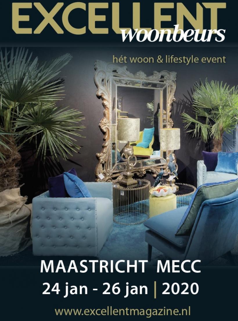 Excellent-woonbeurs Maastricht 2020 - Beurzen - 2HB