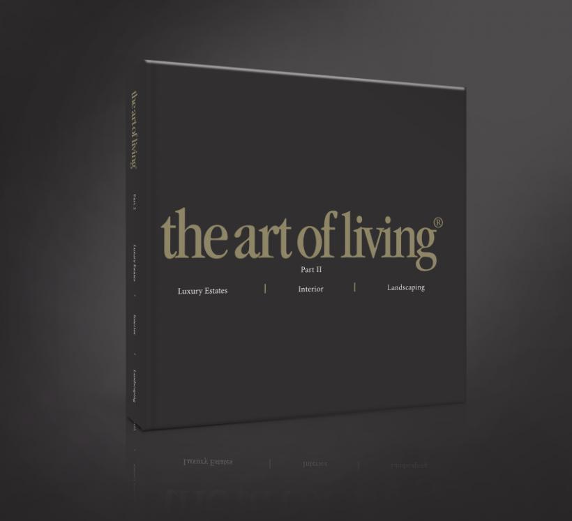 Boek the Art of Living part II - Pop-up partner - 2HB