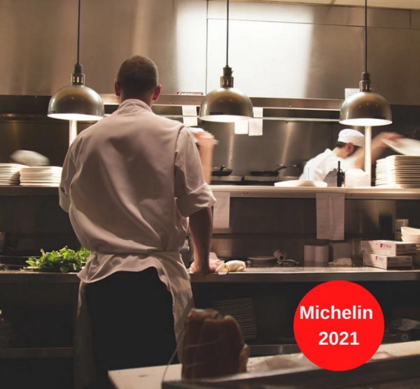 Michelinsterren van 2021 - Culinair - 2HB