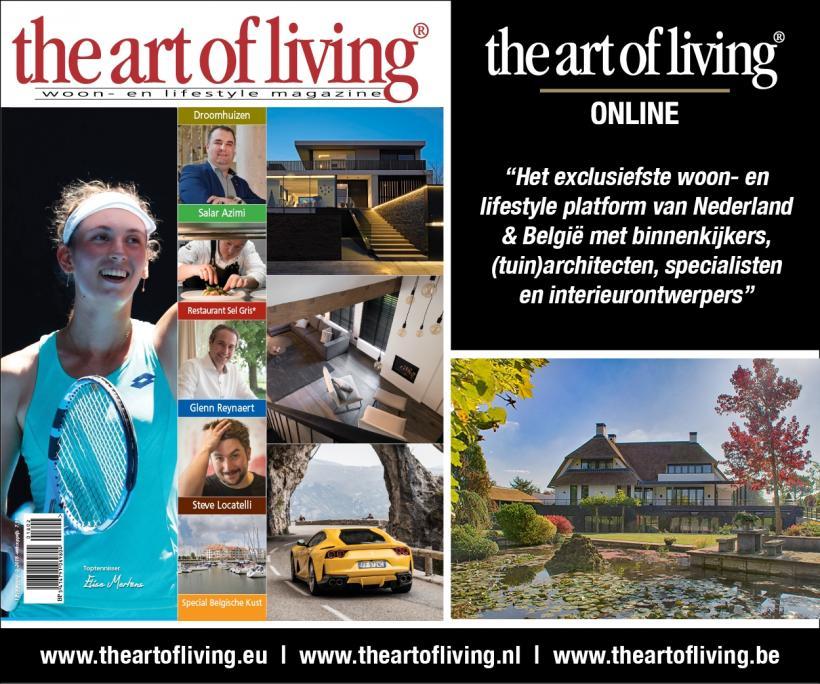 The Art of Living - Pop-up partner - 2HB