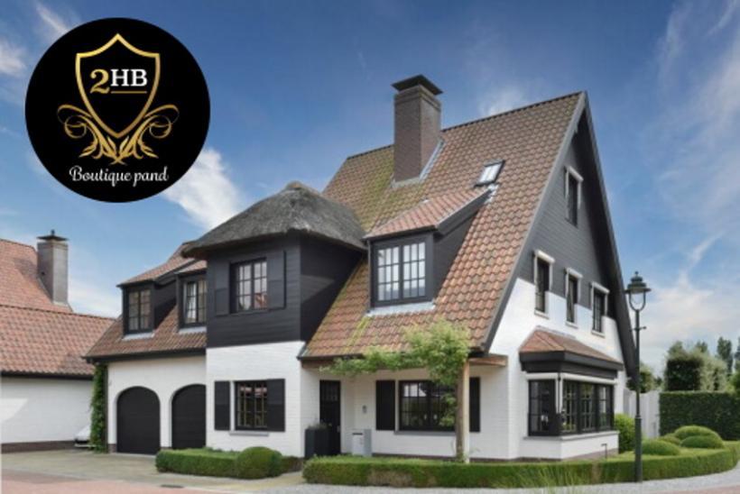 Ruime villa in het charmante Oud-Knokke - Spotlight