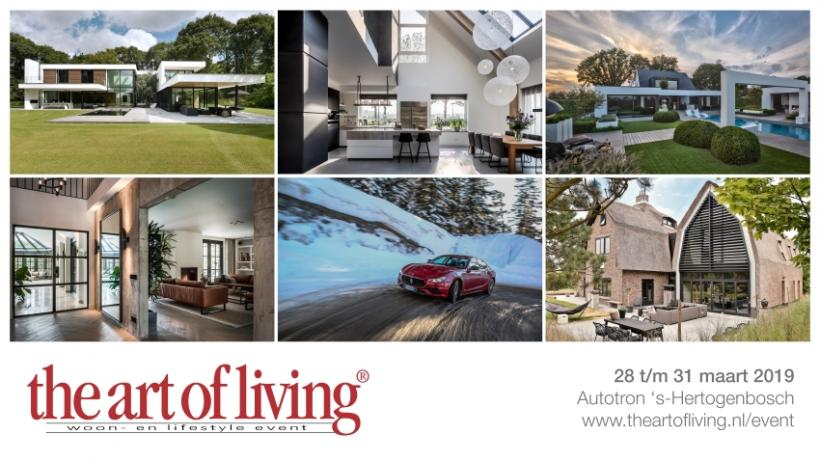 "De woonbeurs van ""The Art of Living"" - Pop-up partner - 2HB"