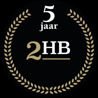 5 jaar 2HB - 2HB