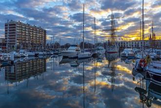Appartement aan zee kost gemiddeld €275.500,- - Immo - 2HB