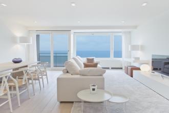 Appartement met zeezicht - Immo - 2HB
