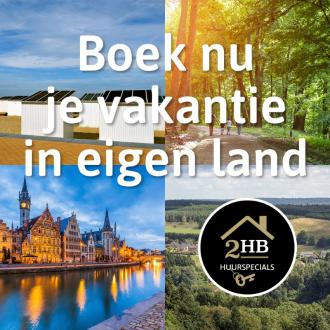 30% van onze pollers kiest de Ardennen als favoriete vakantieplaats in eigen land. - Poll - 2HB