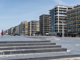 Beleggen in een appartement aan zee - Kust - 2HB