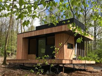 Bezoekdag Forest Cube - Open-Huis-Dagen - 2HB