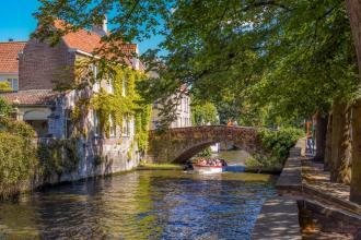 Brugge scoort - Toerisme - 2HB