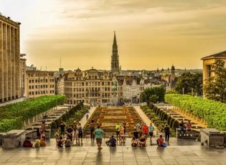 Online platform doet hulde aan Brusselse architectuur  - Cultuur - 2HB