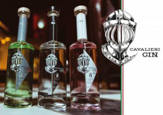 Cavalieri Gin - Hebbertjes - 2HB