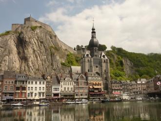 Dinant bij de beste Europese bestemmingen - Ardennen - 2HB