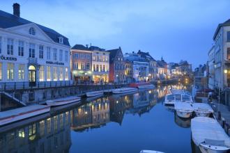 Gent is de duurste stad voor een appartement - 2de verblijf in een stad - 2HB
