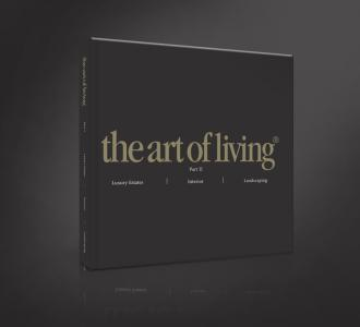 Boek the Art of Living part II - Pop-up partner - 2HB