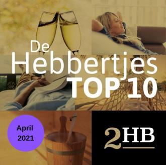 De TOP 10 Hebbertjes van april 2021 - Hebbertjes - 2HB