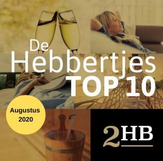 De TOP 10 Hebbertjes van augustus 2020 - Hebbertjes - 2HB
