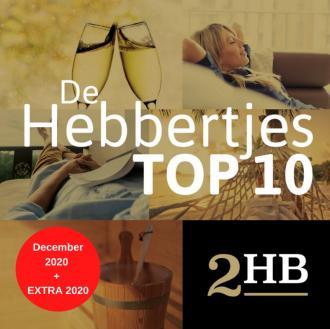 De TOP 10 Hebbertjes van december 2020 en het jaar 2020 - Hebbertjes - 2HB