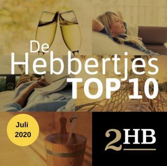 De TOP 10 Hebbertjes van juli 2020 - Hebbertjes - 2HB