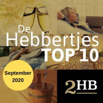 Hebbertjes Top 10 september 2020 - Hebbertjes - 2HB