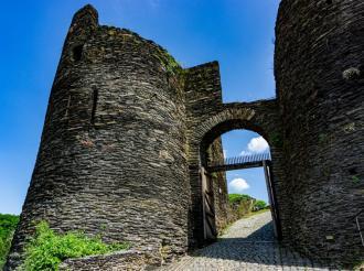 Historische charme in La-Roche-en-Andenne - Ardennen - 2HB