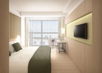 Een hotelkamer kopen - Hotelvastgoed - 2HB