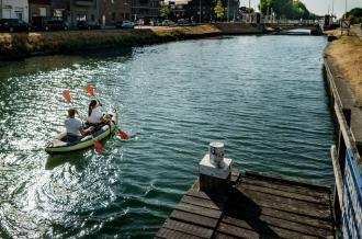 Kajakken op binnenwateren - Toerisme - 2HB