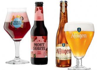 Kriek Mort Subite en Affligem Blond scoren op de World Beer Awards - Culinair - 2HB