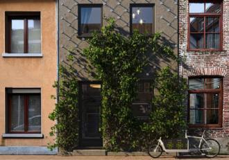 Bio-ecologisch rijhuis met oog voor duurzaamheid - Innovatief - 2HB