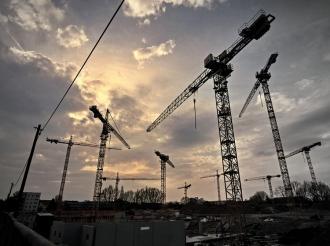 Nieuwbouw domineert de vastgoedmarkt - Immo - 2HB