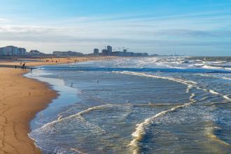 Positieve invloed van corona op de vastgoedmarkt aan de kust - Immo - 2HB