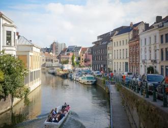 Stadsvlucht naar Vlaamse provinciehoofdsteden - 2de verblijf in een stad - 2HB