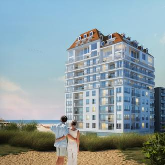 Woontorens aan de kust - Immo - 2HB