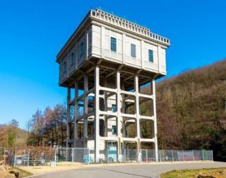Een tweede verblijf in een watertoren - Exclusief - 2HB