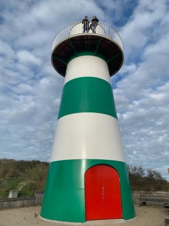 Statige vuurtoren is nieuwe toeristische trekpleister van De Haan - Kust - 2HB