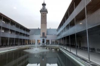 Historische zwemsite getransformeerd tot viersterrenhotel - Toerisme - 2HB
