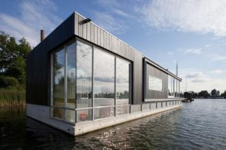 Wonen op het water - Storytelling - 2HB