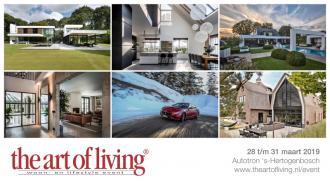 """De woonbeurs van """"The Art of Living"""" - Pop-up partner - 2HB"""
