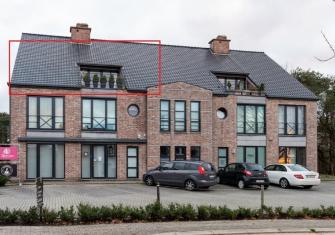 Mooi dakappartement op wandelafstand van het stadscentrum van Genk - Limburg - 2HB